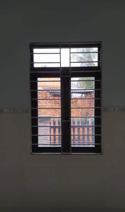 Mẫu cửa sổ nhôm PMA 2 cánh an toàn