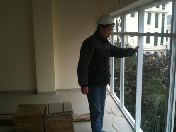 VM Window cung cấp quy trình thi công cửa nhôm Xingfa chất lượng, uy tín