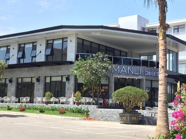 Hệ thống cửa nhôm PMI cao cấp tại cửa hàng MANLI