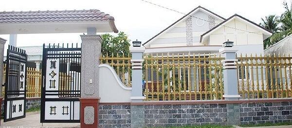 Xem xét xây dựng hướng của cổng phù hợp