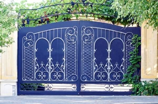 Bộ cổng có phụ kiện đi kèm độc đáo