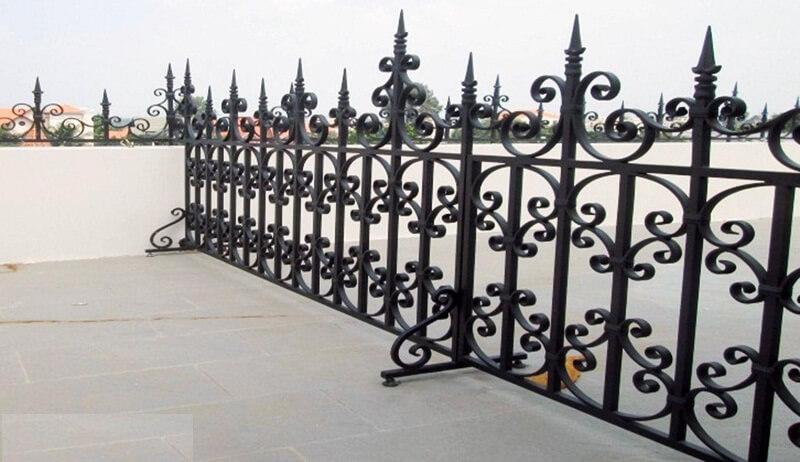 Chọn loại sơn tốt để hàng rào vừa bền vừa đẹp