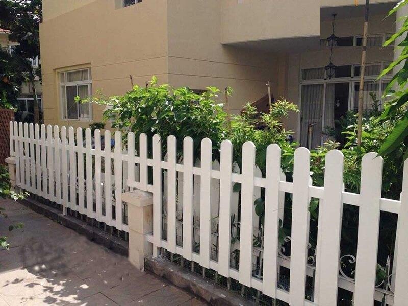 Lựa chọn đơn vị uy tín để có bộ hàng rào hoàn hảo
