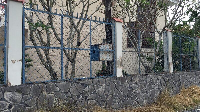 Mẫu hàng rào thông dụng nhất