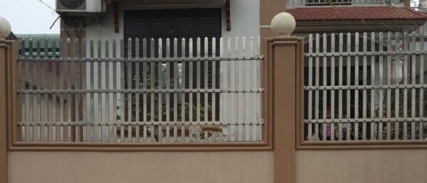 Báo giá thi công mẫu hàng rào inox phức tạp 2020