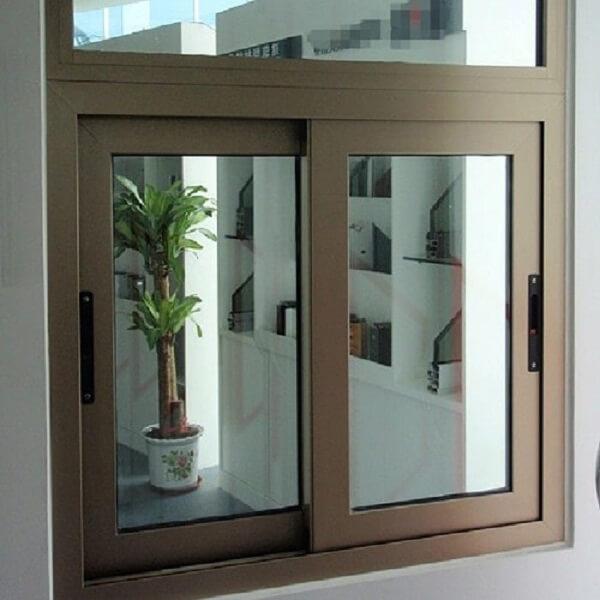 Cửa sổ nhôm kính PMI mở lùa an toàn chất lượng cao