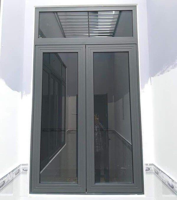 Cửa sổ nhôm kính PMI 2 cánh hiện đại chất lượng cao