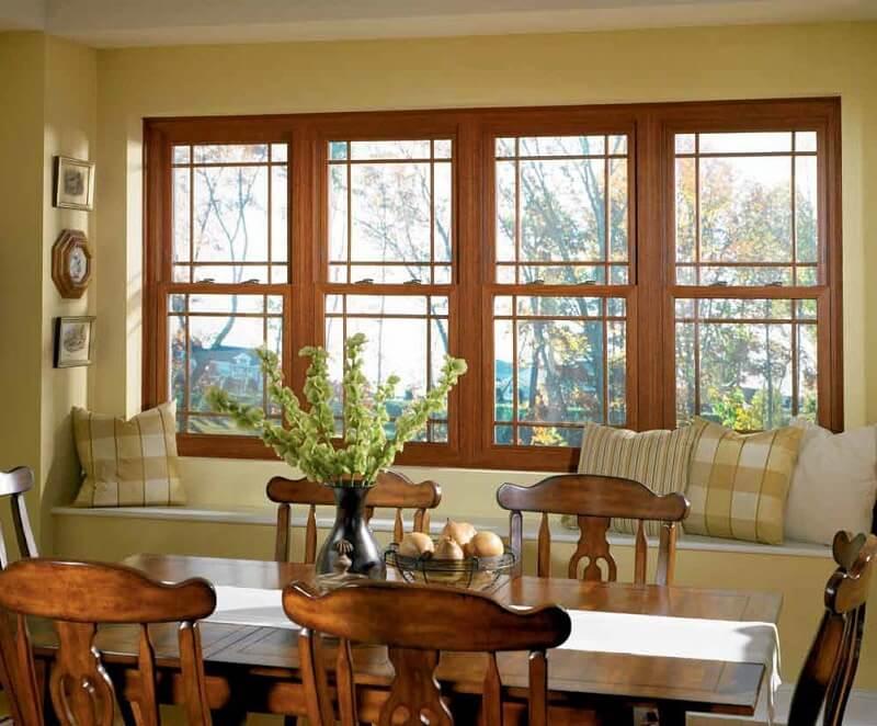 Mẫu khung bảo vệ cửa sổ đẹp cho nhà bếp