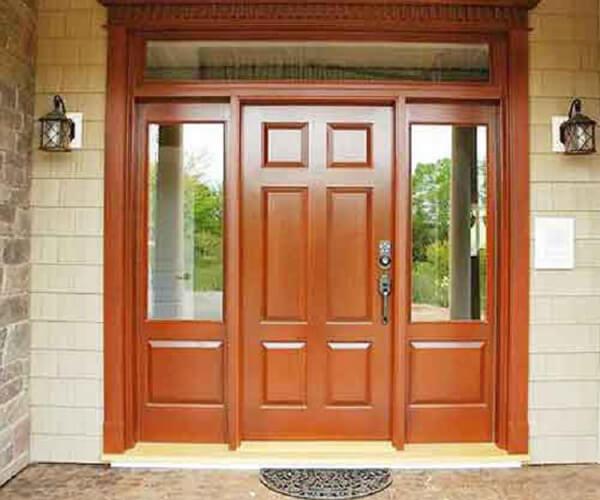 Đặc điểm, cấu tạo của cửa nhôm kính giả gỗ