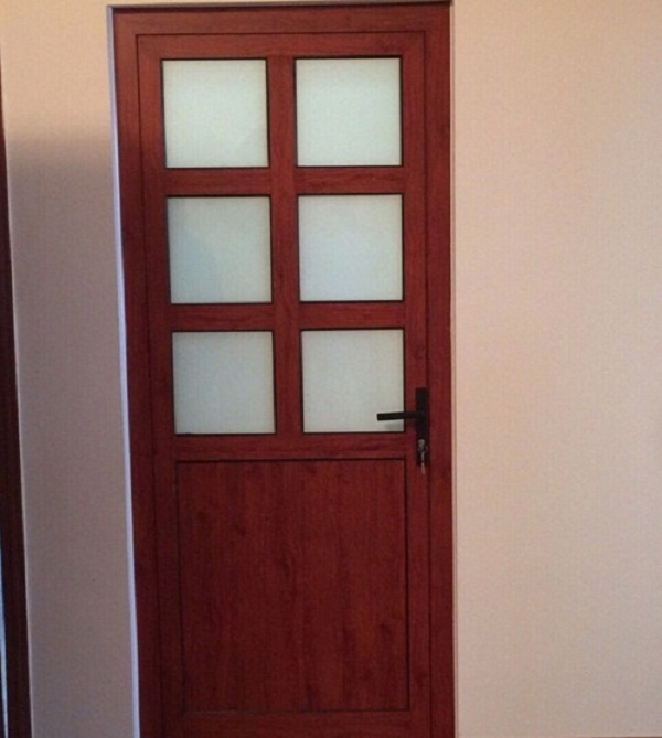 Mẫu cửa nhôm kính cho phòng ngủ cao cấp chất lượng cao