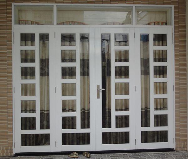 Phụ kiện nhôm kính quyết định chất lượng cửa nhôm kính