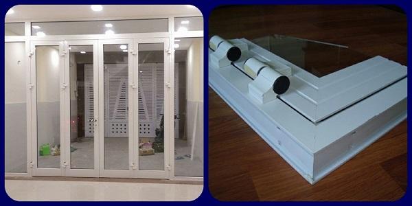 Màu trắng sứ sang trọng cũng là một trong những màu cửa nhôm Xingfa được ưa chuộng nhất