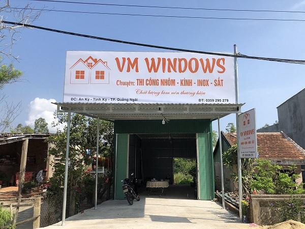 Cơ sở VM Windows