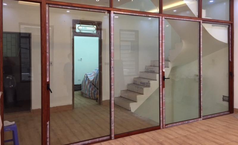 Cửa nhôm Xingfa cho văn phòng