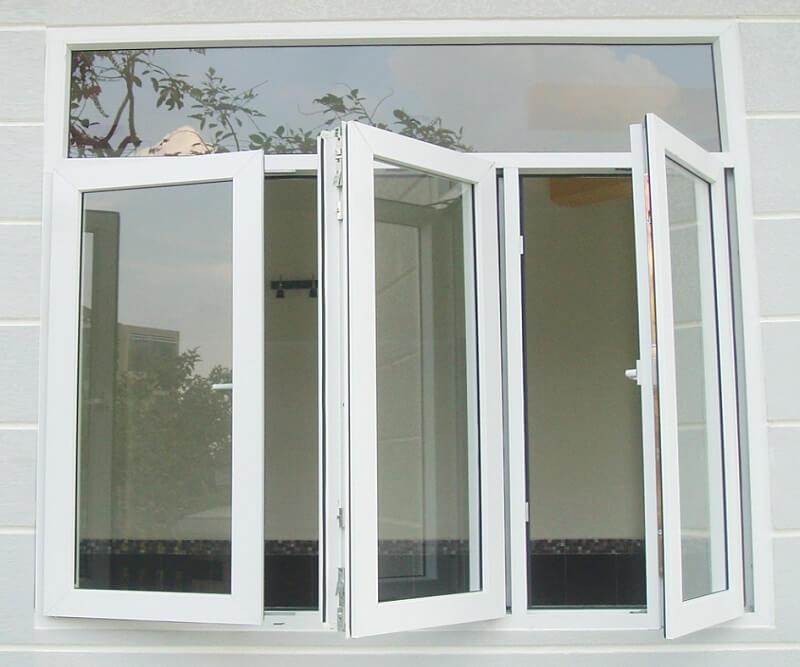 Thiết kế cánh cửa sổ dạng mở quay
