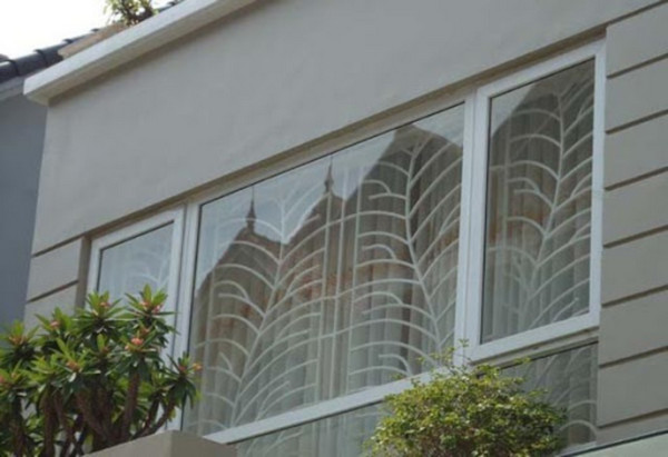 Khung cửa sổ bảo vệ bằng nhôm Xingfa an toàn
