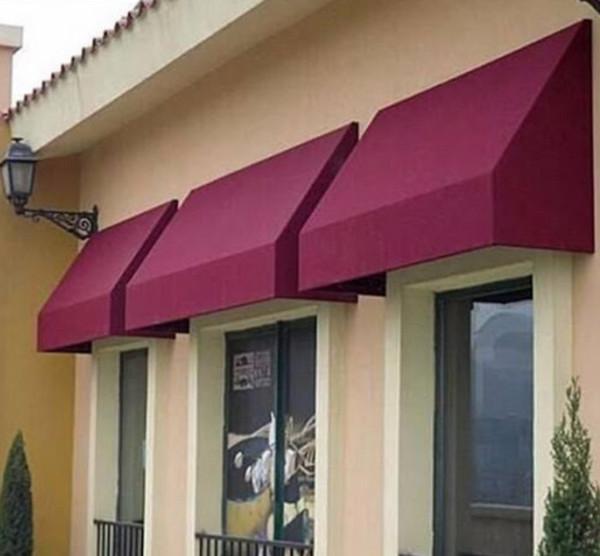 Mẫu mái che cho quán cà phê, quán ăn
