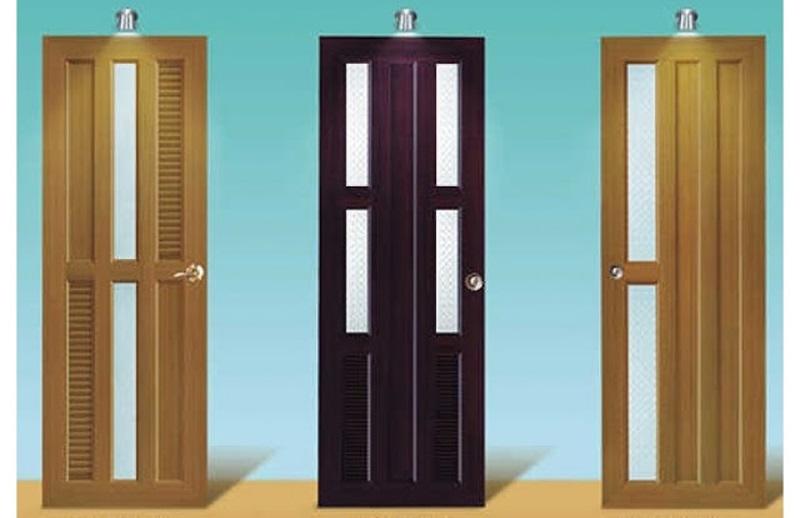 3 mẫu cửa giả gỗ chia ô với nhiều màu sắc đặc biệt lạ mắt cho khách hàng dễ dàng lựa chọn
