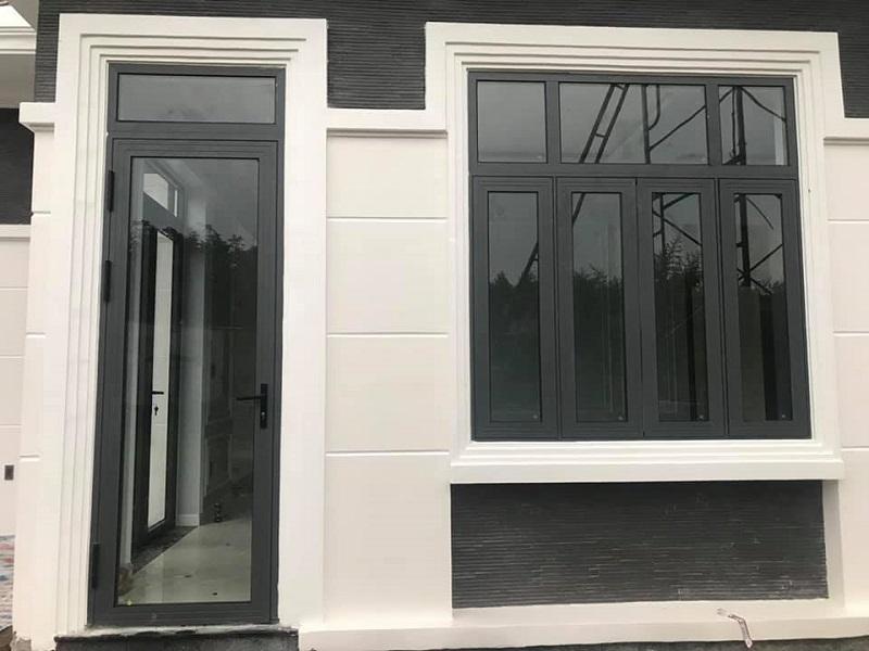 Cửa đi và cửa sổ nhôm kính xingfa mang lại sự sang trọng cho ngôi nhà
