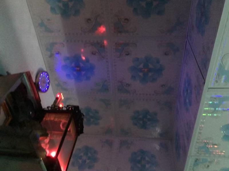 Hình ảnh đóng la phông trong nhà tại xã Tịnh Hoà 4