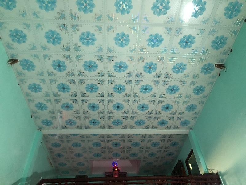 Hình ảnh đóng la phông trong nhà tại xã Tịnh Hoà 1