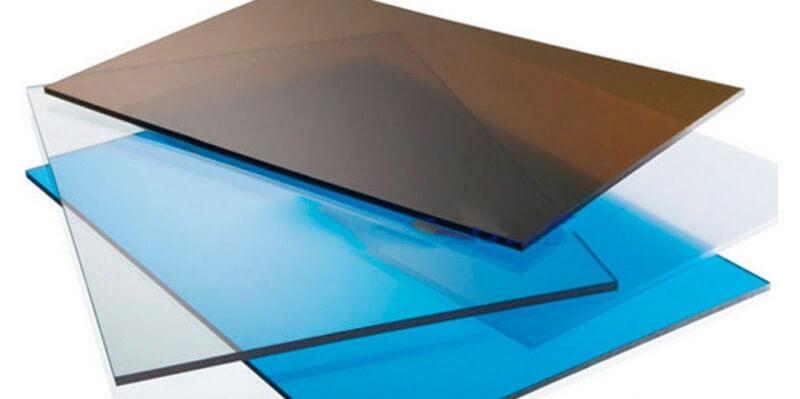 Ứng dụng của mái hiên nhựa polycarbonate