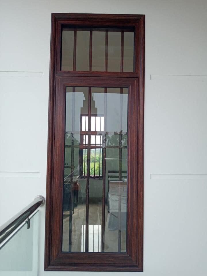 Mẫu cửa nhôm Konig 1 cánh hiện đại