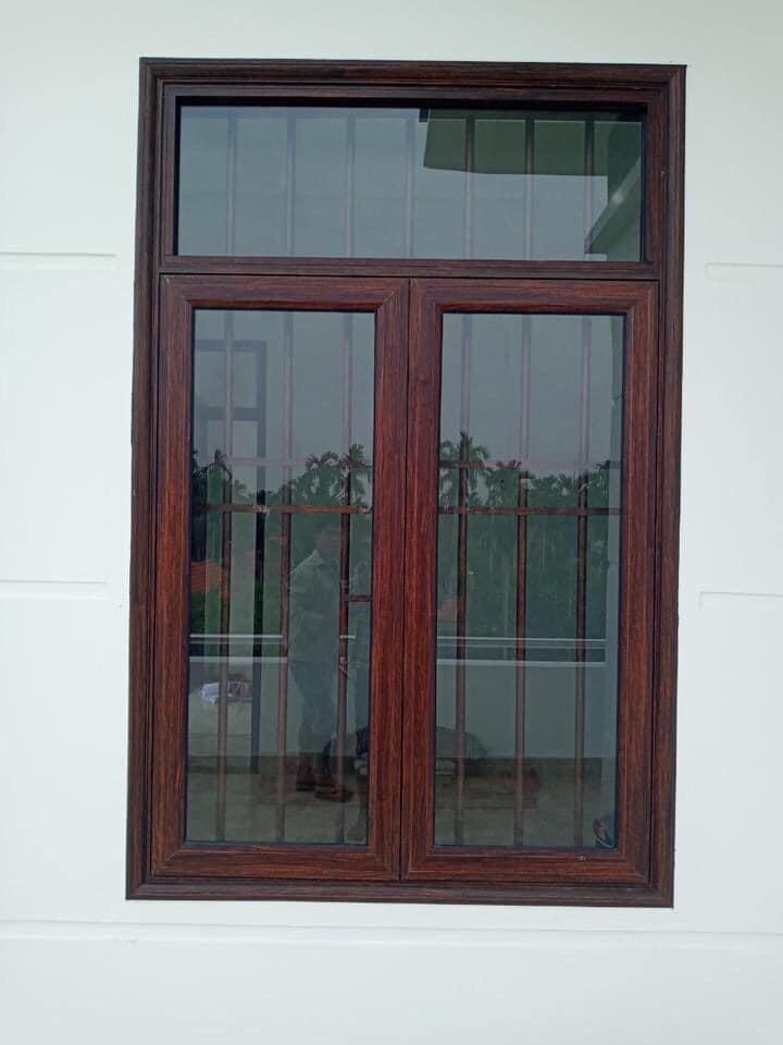 Mẫu cửa sổ nhôm Konig hiện đại