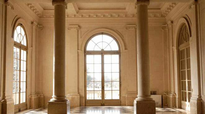 Mẫu cửa nhôm xingfa uốn vòm phong cách châu âu