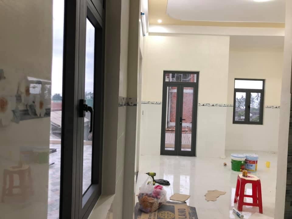 Cửa nhôm Xingfa Quảng Đông nhập khẩu cho nhà Chú Tấn xã Tịnh Kỳ - Hình 3